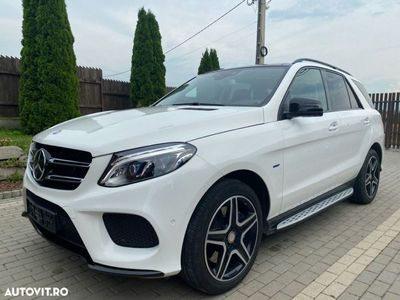 second-hand Mercedes GLE500 GLE