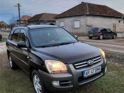 second-hand Kia Sportage