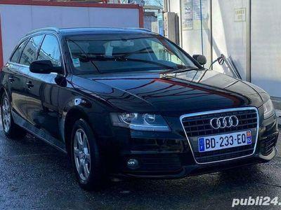 second-hand Audi A4 B8 2.0 tdi an 2011 recet adus în țară tel