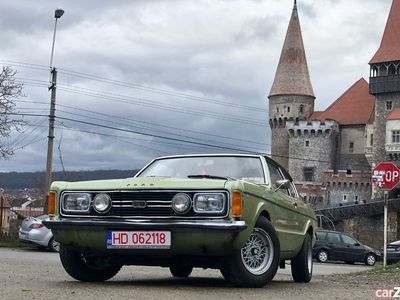 second-hand Ford Taunus Coupe GXL Fastback Automatic. 100% original