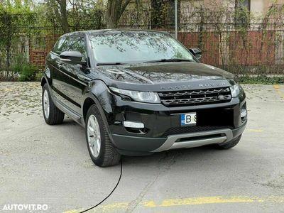second-hand Land Rover Range Rover evoque Coupe