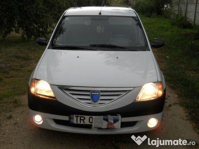 second-hand Dacia Logan un singur propietar pe ROofer,fiscal