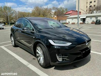 second-hand Tesla Model X Maximale