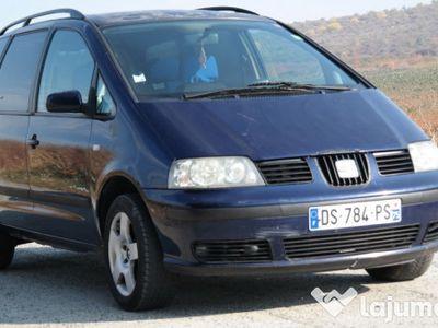 second-hand Seat Alhambra 7 locuri, 1.9 TDI Diesel, an 2001