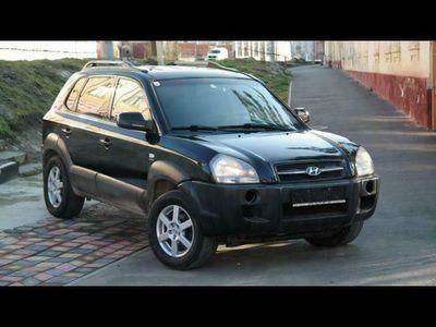 second-hand Hyundai Tucson - an 2007, 2.0 Crdi (Diesel)