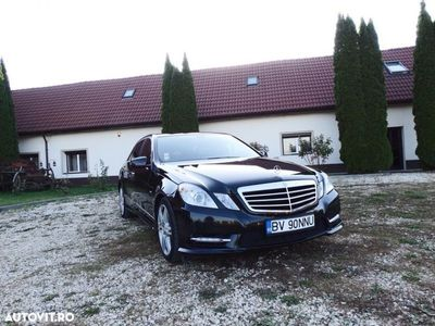 second-hand Mercedes E200 E