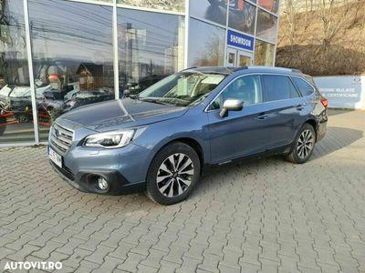 second-hand Subaru Outback 2.0D