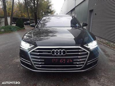 second-hand Audi A8 D4