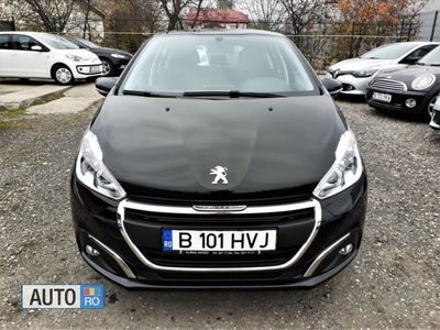 second-hand Peugeot 208 Hatchback - 2019 - 4 usi - Euro 6 - 1.2i 82cp