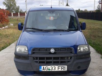 second-hand Fiat Doblò 1.3 diesel multijet Proprietar