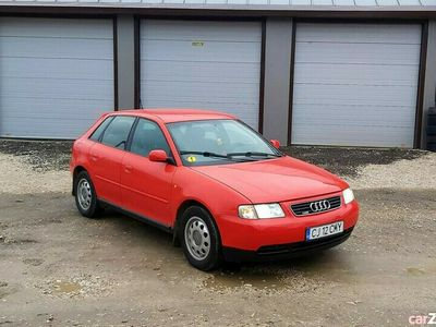 second-hand Audi A3 S-Line 2001