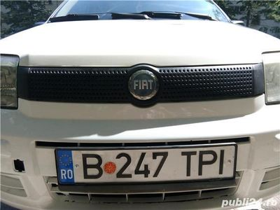 second-hand Fiat Panda 2004 euro 4 ITP 2021 cu 136000 km distributie nou