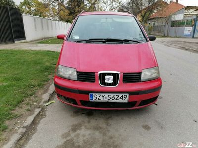 second-hand Seat Alhambra 1.9 116cp Recent Adus