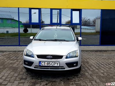 second-hand Ford Focus Stare impecabila 1.8 dci an 2007 fiscal