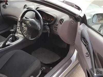 second-hand Toyota Celica