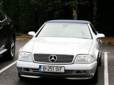 second-hand Mercedes SL320