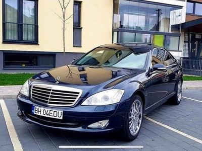 second-hand Mercedes S320