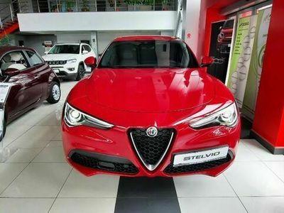 second-hand Alfa Romeo Stelvio 2.0