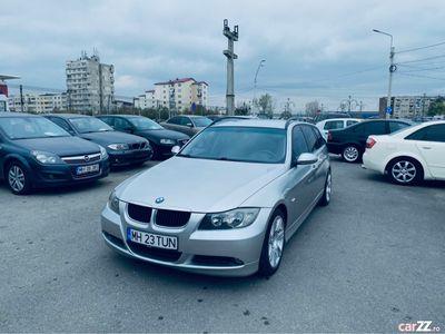 second-hand BMW 320 diesel euro 4, motor 2,0 163 cp, an 2007