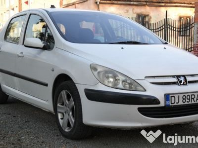 second-hand Peugeot 307 2.0 Hdi Diesel, an 2002
