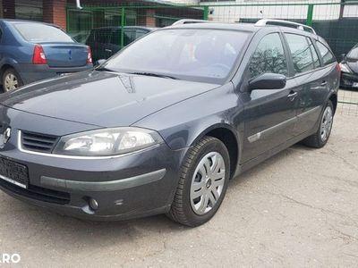 used Renault Laguna II