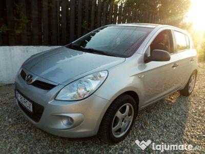 brugt Hyundai i20 benzina +GPL