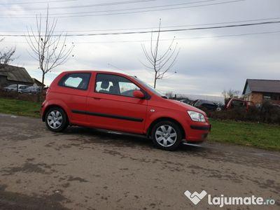 second-hand Hyundai Getz adus recent