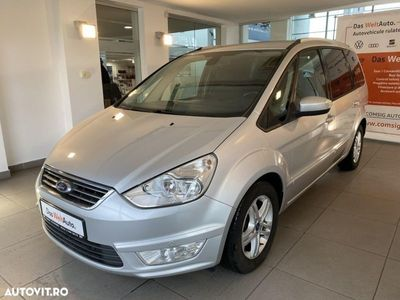 second-hand Ford Galaxy Business Plus 2,0 TDCi Aut.