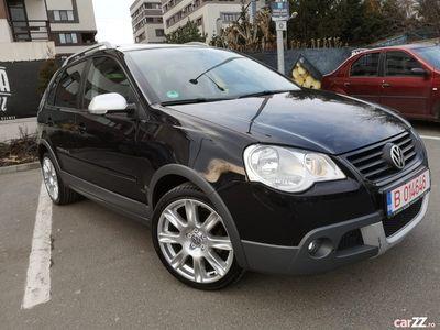 second-hand VW Polo Cross 2007 klima,jante, 1,6 benzina euro 4 deosebit