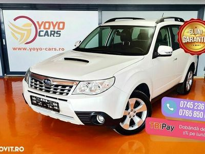 second-hand Subaru Forester 2.0 Diesel Active