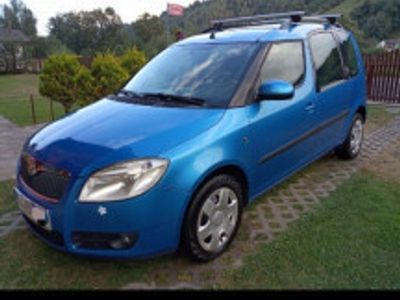 second-hand Skoda Roomster 2009 1.4 TDI
