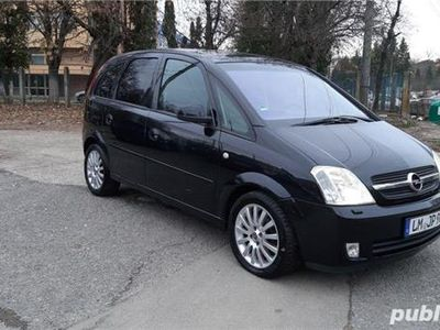 second-hand Opel Meriva automatic