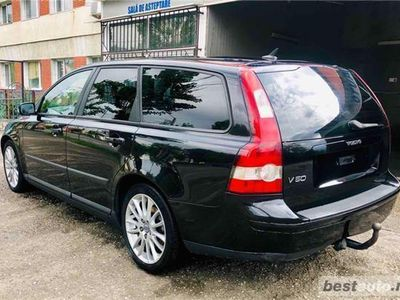 second-hand Volvo V50 2.0D 140cp, an:2005