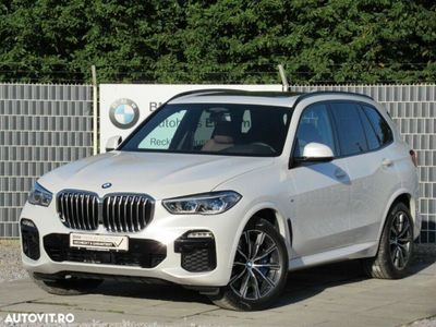 second-hand BMW X5 xDrive40i
