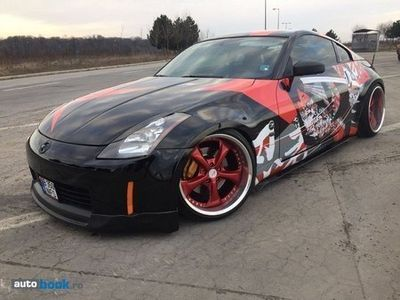 second-hand Nissan 350Z