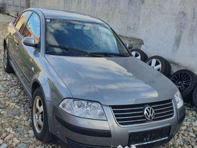 second-hand VW Passat 1.9 TDI 131 cp 6+1 trepte adus recent