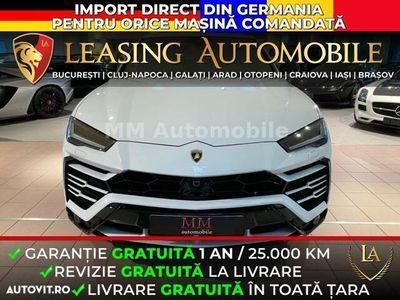 second-hand Lamborghini Urus