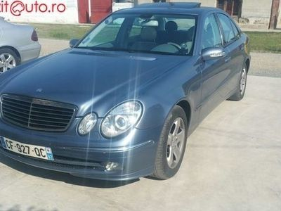 second-hand Mercedes E220 avangarde