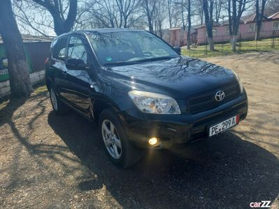 second-hand Toyota RAV4 2.2d 2007