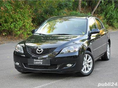 second-hand Mazda 3 Sport Activ 1.6Diesel 109C.p Manuala/CREDITARE AUTO