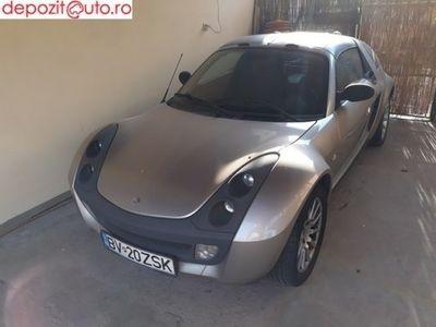 second-hand Smart Roadster 2003
