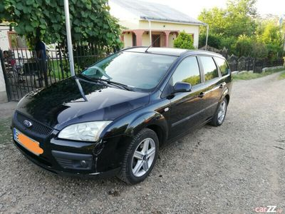 second-hand Ford Focus 2 1.6 diesel 109 cp