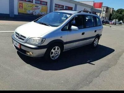 second-hand Opel Zafira A