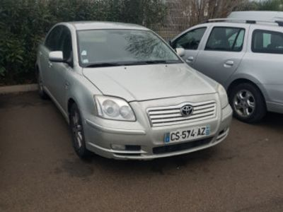 second-hand Toyota Avensis 2.0d