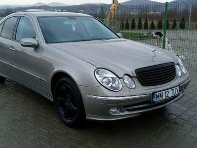 second-hand Mercedes E220 w211 2.2Cdi automatic