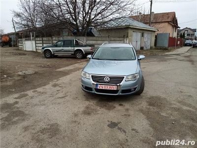 second-hand VW Passat 4motion
