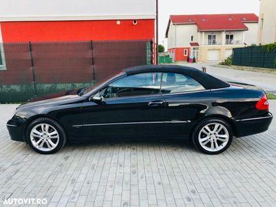 second-hand Mercedes CLK200 CLK