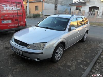 second-hand Ford Mondeo 2001