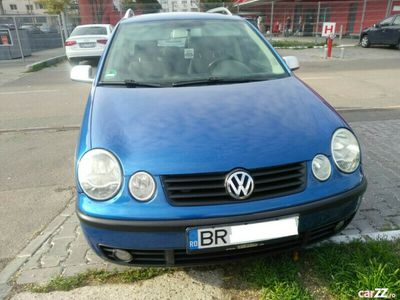 second-hand VW Polo Cross