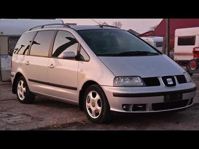 second-hand Seat Alhambra 7 Locuri, 1.9 TDI Diesel, an